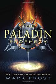 Cover art for THE PALADIN PROPHECY