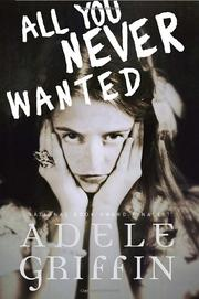 Book Cover for ALL YOU NEVER WANTED
