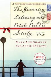 Cover art for THE GUERNSEY LITERARY AND POTATO PEEL PIE SOCIETY