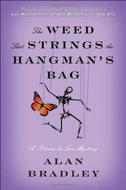 Cover art for THE WEED THAT STRINGS THE HANGMAN'S BAG