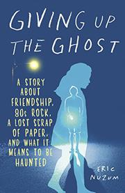 Book Cover for GIVING UP THE GHOST