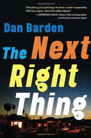 Book Cover for THE NEXT RIGHT THING