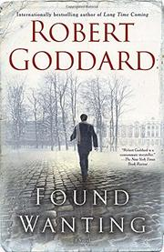 FOUND WANTING by Robert Goddard