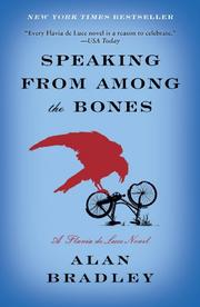 Cover art for SPEAKING FROM AMONG THE BONES