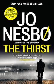 THE THIRST by Jo Nesbø