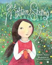 THE MITTEN STRING by Jennifer Rosner