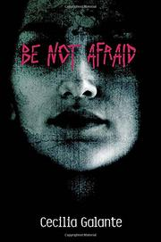 BE NOT AFRAID by Cecilia Galante