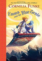 EMMA AND THE BLUE GENIE by Cornelia Funke