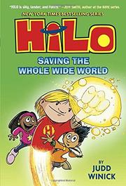 HILO by Judd Winick