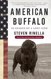 AMERICAN BUFFALO by Steven Rinella