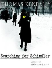 Cover art for SEARCHING FOR SCHINDLER