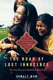 Book Cover for THE ROAD OF LOST INNOCENCE