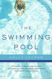 Book Cover for THE SWIMMING POOL