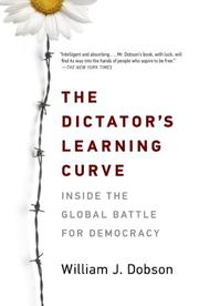 Cover art for THE DICTATOR'S LEARNING CURVE