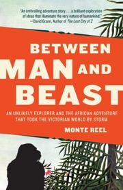 Book Cover for BETWEEN MAN AND BEAST