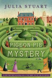 Book Cover for THE PIGEON PIE MYSTERY