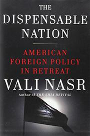 Cover art for THE DISPENSABLE NATION