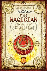 Book Cover for THE MAGICIAN