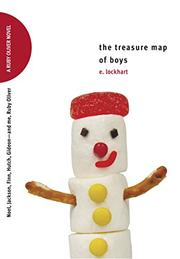 THE TREASURE MAP OF BOYS by E. Lockhart