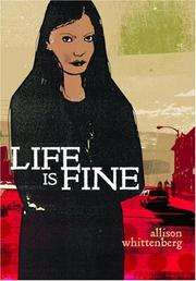 Cover art for LIFE IS FINE