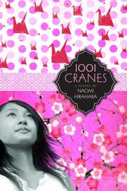 Book Cover for 1001 CRANES