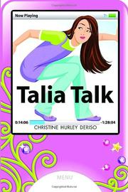 Cover art for TALIA TALK