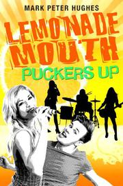 Book Cover for LEMONADE MOUTH PUCKERS UP