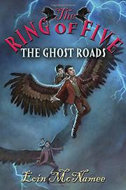 Cover art for THE GHOST ROADS