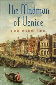 THE MADMAN OF VENICE by Sophie Masson