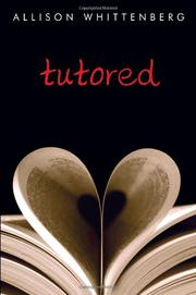 TUTORED by Allison Whittenberg
