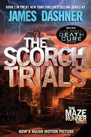 Cover art for THE SCORCH TRIALS
