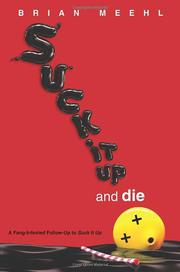 Book Cover for SUCK IT UP AND DIE