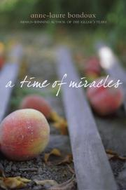 Book Cover for A TIME OF MIRACLES