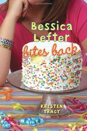 Book Cover for BESSICA LEFTER BITES BACK