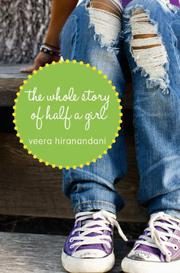 Book Cover for THE WHOLE STORY OF HALF A GIRL