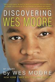 Cover art for DISCOVERING WES MOORE