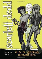 Book Cover for SCARLETT DEDD
