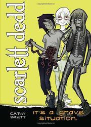 SCARLETT DEDD by Cathy Brett