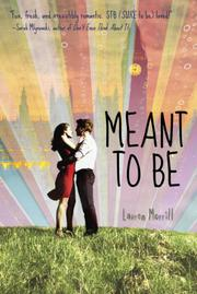Cover art for MEANT TO BE
