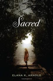 Cover art for SACRED