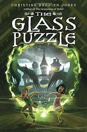 THE GLASS PUZZLE by Christine Brodien-Jones