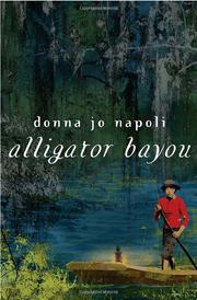 Cover art for ALLIGATOR BAYOU