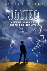 Cover art for JOLTED