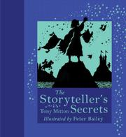 THE STORYTELLER'S SECRETS by Tony Mitton