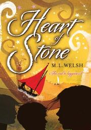 Book Cover for HEART OF STONE