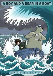 Cover art for A BOY AND A BEAR IN A BOAT
