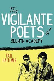 THE VIGILANTE POETS OF SELWYN ACADEMY by Kate Hattemer