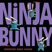 NINJA BUNNY by Jennifer Gray Olson