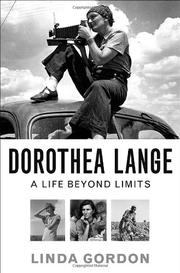 Cover art for DOROTHEA LANGE