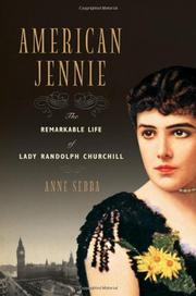AMERICAN JENNIE by Anne Sebba